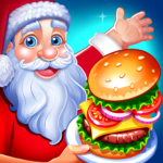 Christmas Fever : Cooking Games Madness APK (MOD, Unlimited Money) 1.1.3