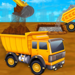 City Construction Vehicles – House Building Games APK (MOD, Unlimited Money) 1.0.5