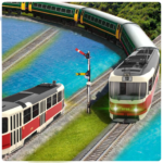 Cockpit Train Simulator APK (MOD, Unlimited Money) 1.8