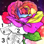 Color By Number & Paint By Number – Coloring Book APK (MOD, Unlimited Money) 6.0