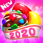 Crazy Candy Bomb – Sweet match 3 game APK (MOD, Unlimited Money) 4.6.9