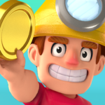 Digger To Riches: Idle mining game APK (MOD, Unlimited Money) 1.9.0
