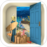 Escape Game: Marine Blue APK (MOD, Unlimited Money) 2.0.0