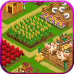 Farm Day Village Farming: Offline Games APK (MOD, Unlimited Money) 1.2.44