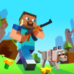 Fire Craft: 3D Pixel World APK (MOD, Unlimited Money) 1.77