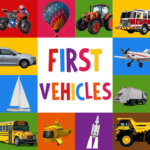First Words for Baby: Vehicles APK (MOD, Unlimited Money) 2.1