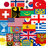 Flags of the World & Emblems of Countries: Quiz APK (MOD, Unlimited Money) 2.15