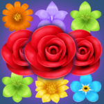 Flower Match Puzzle APK (MOD, Unlimited Money) 1.2.2