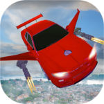 Flying car Shooting: Ultimate car Flying simulator APK (MOD, Unlimited Money) 1.6
