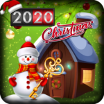 Free New Escape Game 052-New Christmas Room Escape APK (MOD, Unlimited Money) v1.1.5