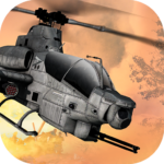 GUNSHIP COMBAT – Helicopter 3D Air Battle Warfare APK (MOD, Unlimited Money) 1.24