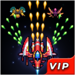 Galaxy Shooter : Falcon Squad Premium APK (MOD, Unlimited Money) Varies with device