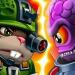 Hamsters: PVP Fight for Freedom APK (MOD, Unlimited Money) 1.47