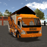IDBS Indonesia Truck Simulator APK (MOD, Unlimited Money) 4.1