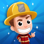 Idle Firefighter Tycoon – Fire Emergency Manager APK (MOD, Unlimited Money)0.23