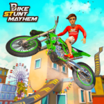 Impossible Track Bike Stunt Racing: New Games 2020 APK (MOD, Unlimited Money) 1.1