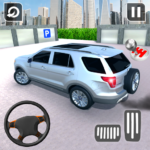 In Car Parking Games – Prado New Driving Game APK (MOD, Unlimited Money) 1.4