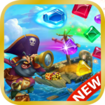 Jewel Pirates – Match 3 APK (MOD, Unlimited Money) 1.6.01