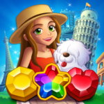 Jewels City POP : Match 3 World APK (MOD, Unlimited Money) 1.1.3