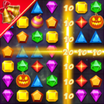 Jewels Classic – Match 3 APK (MOD, Unlimited Money) 1.8.01