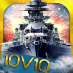 King of Warship: 10v10 Naval Battle APK (MOD, Unlimited Money) 5.8.1