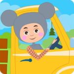 Kukutiki: Cars for Kids. Truck Games & Car Wash APK (MOD, Unlimited Money) 1.5.2