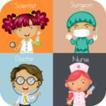 Learn professions Occupations APK (MOD, Unlimited Money) 4.2.1093