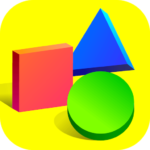 Learn shapes and colors for toddlers kids APK (MOD, Unlimited Money) 1.3.1