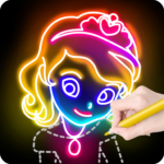 Learn to Draw Princess APK (MOD, Unlimited Money) 1.0.25