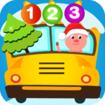 Learning numbers and counting for kids APK (MOD, Unlimited Money) 2.4.1