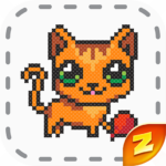 Magic Cross Stitch: Color Pixel Art APK (MOD, Unlimited Money) 2.10.1