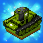 Merge Tanks: Funny Spider Tank Awesome Merger APK (MOD, Unlimited Money) 2.0.18
