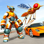 Mosquito Robot Car Game – Transforming Robot Games APK (MOD, Unlimited Money) 1.3