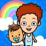 My Tizi Town – Newborn Baby Daycare Games for Kids APK (MOD, Unlimited Money) 1.7