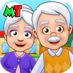 My Town : Grandparents Free APK (MOD, Unlimited Money) 1.01