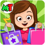 My Town : Shopping Mall. Dress up Shopping Game APK (MOD, Unlimited Money) 1.12