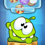 Om Nom Idle Candy Factory APK (MOD, Unlimited Money) 0.4