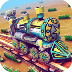Paper Train: Rush APK (MOD, Unlimited Money) 1.8.2