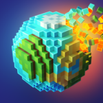 PlanetCraft: Block Craft Games APK (MOD, Unlimited Money) 4.15.1