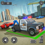 Police Tow Truck Driving Simulator APK (MOD, Unlimited Money) 1.3
