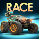 RACE: Rocket Arena Car Extreme APK (MOD, Unlimited Money)1.0.26