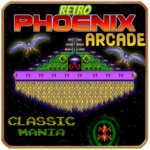 Retro Phoenix Arcade APK (MOD, Unlimited Money) 1.14