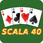 Scala 40 APK (MOD, Unlimited Money) 1.0.12