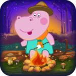 Scout adventures. Camping for kids APK (MOD, Unlimited Money) 1.0.9