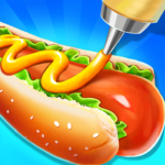 Street Food Stand Cooking Game for Girls APK (MOD, Unlimited Money) 1.6