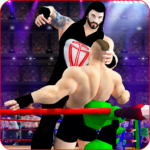 Tag Team Wrestling Games: Mega Cage Ring Fighting APK (MOD, Unlimited Money)5.7