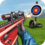 Target Shooting Legend: Gun Range Shoot Game APK (MOD, Unlimited Money) 1.6