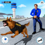 US Police Dog 2019: Airport Crime Shooting Game APK (MOD, Unlimited Money) 2.5