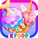 Unicorn Chef: Mermaid Cooking Games for Girls APK (MOD, Unlimited Money) 2.5