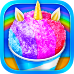 Unicorn Rainbow Snow Cone Desserts Maker APK (MOD, Unlimited Money) 1.3